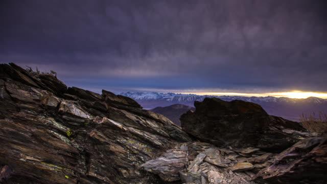 Sunset at Bristlecone Pine - Motion T/L
