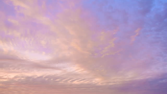 sunset at cloud time lapse - red cloud sky stock videos & royalty-free footage