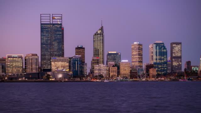 Sunset at Perth, Australia