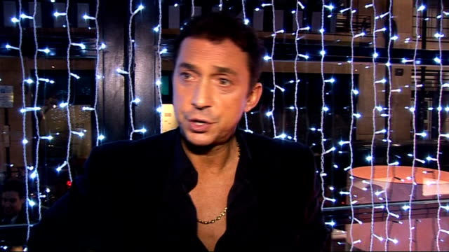 interviews Bruno Tonioli interview SOT loved the show very moving loves Craig they disagree but they're still friends