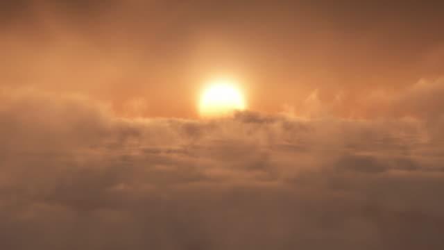 Sunset Fly to Sun Loop