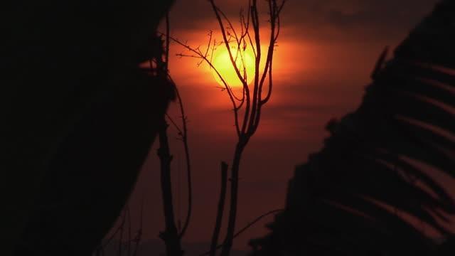 WS Sunset, Goma, Congo