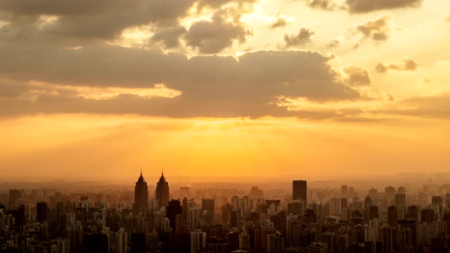 T/L Sunset of Shanghai