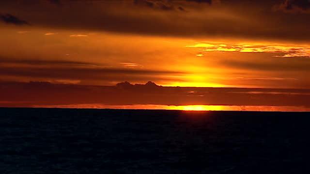 sunset on dorset coast - rock stock videos & royalty-free footage
