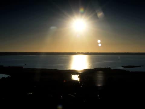 夏の夕日 - 撮影機材点の映像素材/bロール