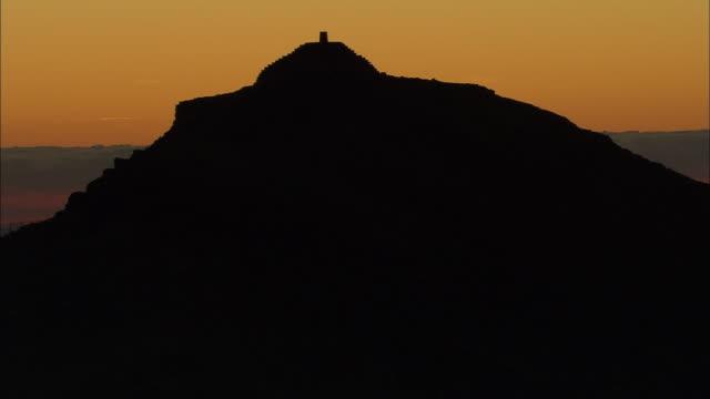 Sunset Over Snowdon