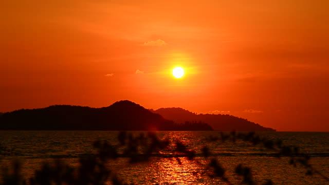 Sunset Scenic on the Island