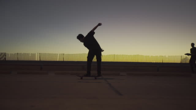 Sunset Skateboarding California lifestyle