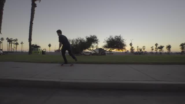 Sunset Skateboarding California lifestyle
