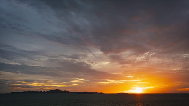 sunset. sun. timelapse - sunset stock videos & royalty-free footage