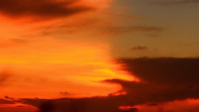 vídeos y material grabado en eventos de stock de puesta de sol y el amanecer sobre el océano. - orange nueva jersey