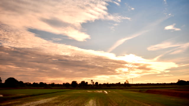 Sunset Time Lapse (HDR)