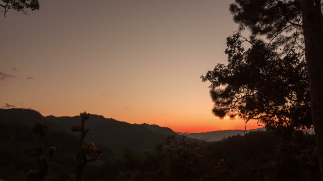 sunset time (time lapse) - utah stock videos & royalty-free footage