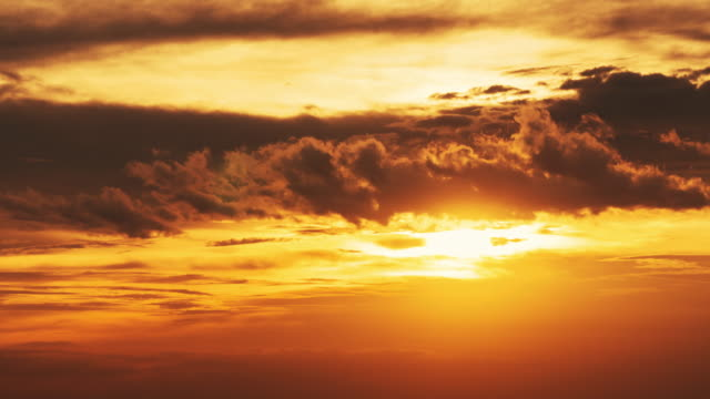 sonnenuntergang, timelapse - atmosphere filter stock-videos und b-roll-filmmaterial