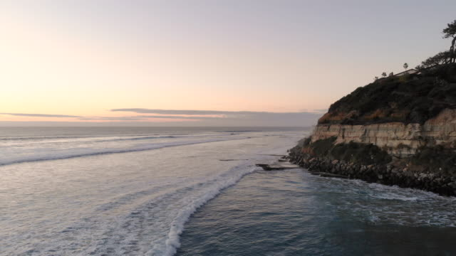 sunset - pacific coast stock videos & royalty-free footage