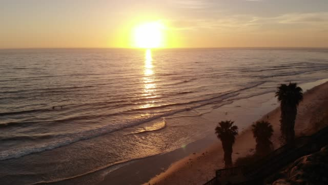 sunset - san diego stock videos & royalty-free footage