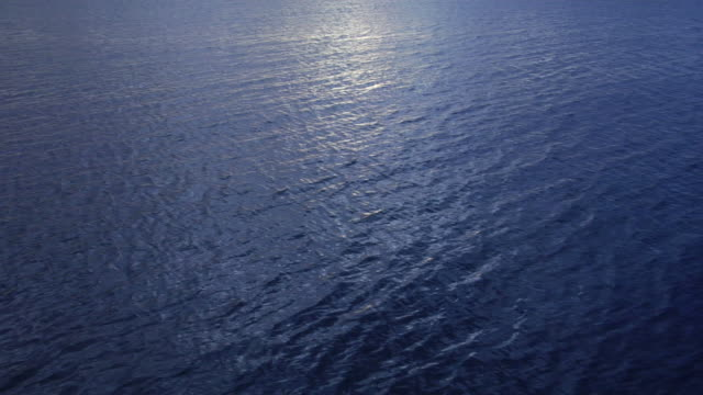 sunset water surface - rippled stock videos & royalty-free footage