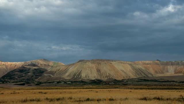 Sunshine Spotlight on Mountain Mining Operation