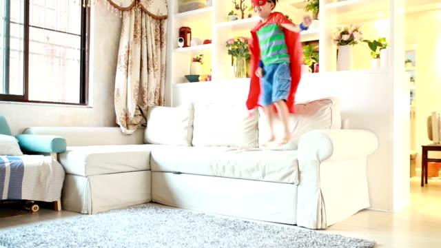 スーパーヒーロー - ヒーロー点の映像素材/bロール