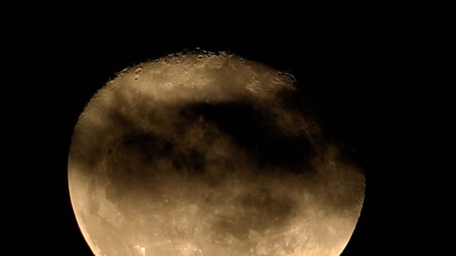 4k: super moon at night - full moon stock videos & royalty-free footage