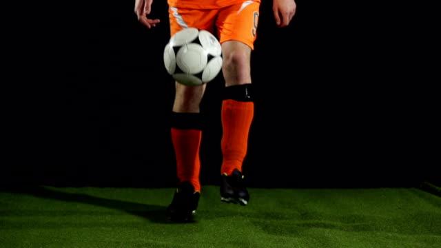 Super Zeitlupe, Keepy Uppies mit Fußball Fußball Ball