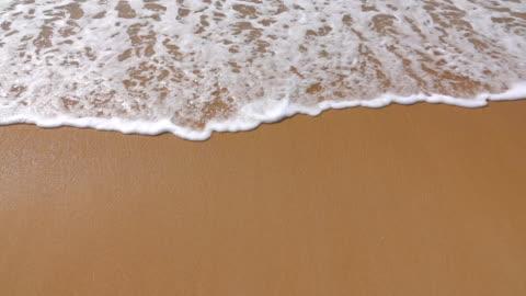super slow motion ocean waves - tide stock videos & royalty-free footage
