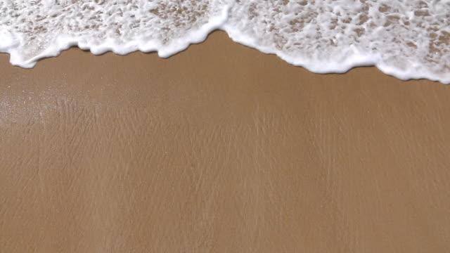 Super slow motion Ocean Waves