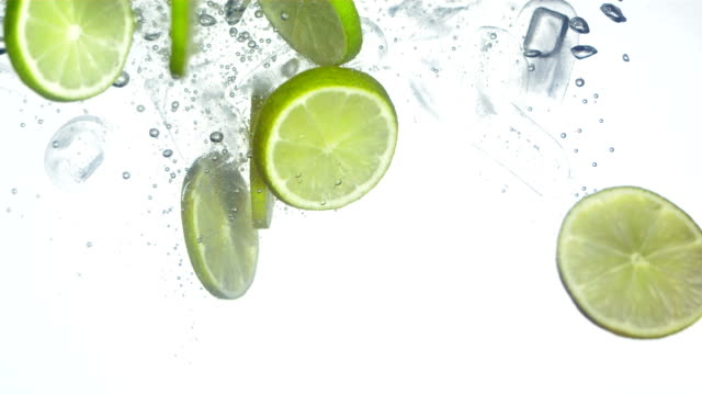 hd super slow-mo: making cold lemonade - fruit stock videos & royalty-free footage