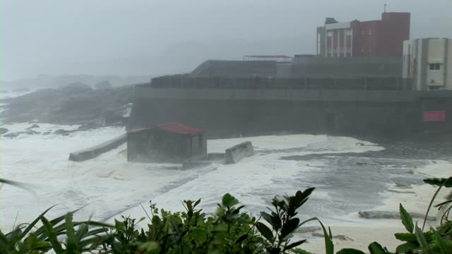 """super typhoon krosa, taiwan"" - taipei stock videos & royalty-free footage"