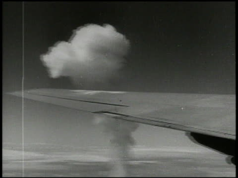 Superfortress aircrafts flying Japanese fighter planes in dog fight B29 machine gun turrets firing crew inside WWII XXI Bomber Command