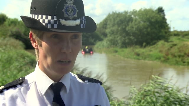 vidéos et rushes de superintendent amanda tilotson of kent police saying they are looking to get a quick resolution to the case of missing sixyearold lucas dobson who... - trébucher