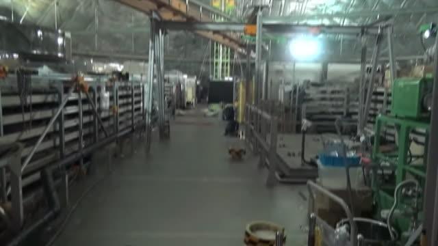 SuperKamiokande experimental area laboratory work being carried out in the SuperKamiokande experimental areas