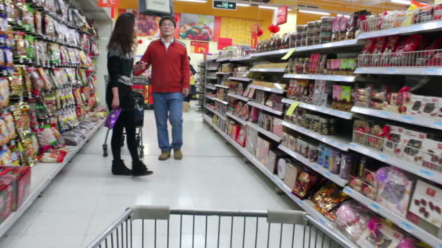 T/L DS Supermarket Shopping/xian,shaanxi,china