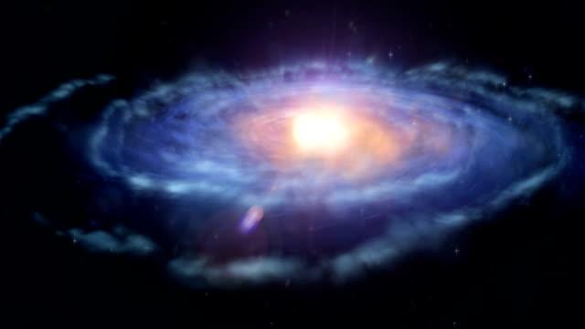 vídeos y material grabado en eventos de stock de galaxia de supernova - supernova