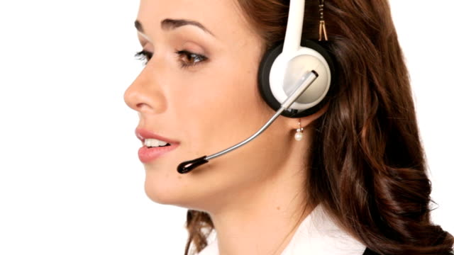HD(720p30): Support phone operator in headset talking and smiling