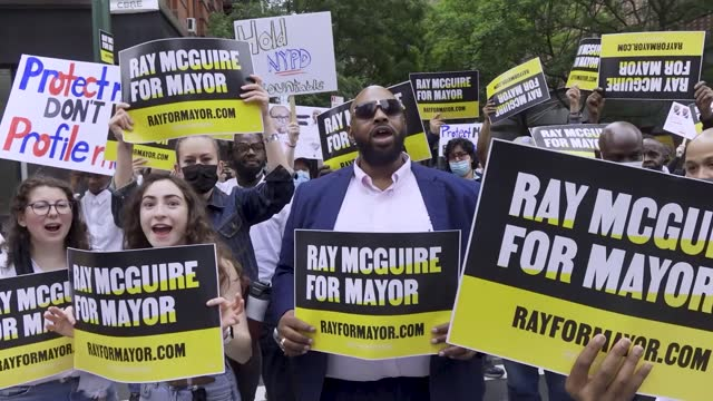 NY: 2021 New York City Mayoral Election