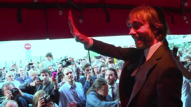 supporters react after a star french mathematician cédric villani announces his bid to become the next mayor of paris a rebel candidacy that poses a... - mathematician stock videos & royalty-free footage