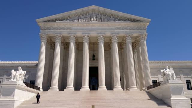 Supreme Court der Vereinigten Staaten in Washington, DC