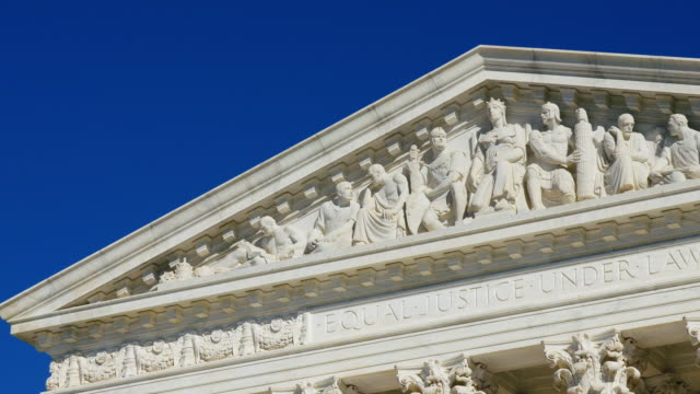 u.s. supreme court pan - supreme court stock videos & royalty-free footage