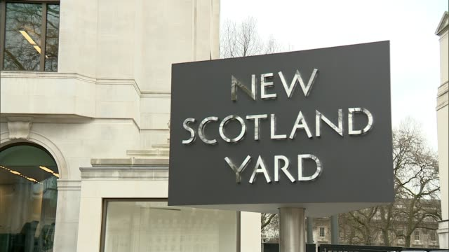 Supreme Court rules that Metropolitan Police failed victims of serial sex attacker John Worboys Westminster EXT General view New Scotland Yard...