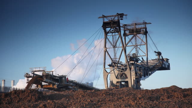 surface mine - surface mine stock videos and b-roll footage