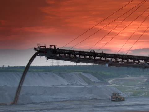 ntsc: surface mine - surface mine stock videos and b-roll footage