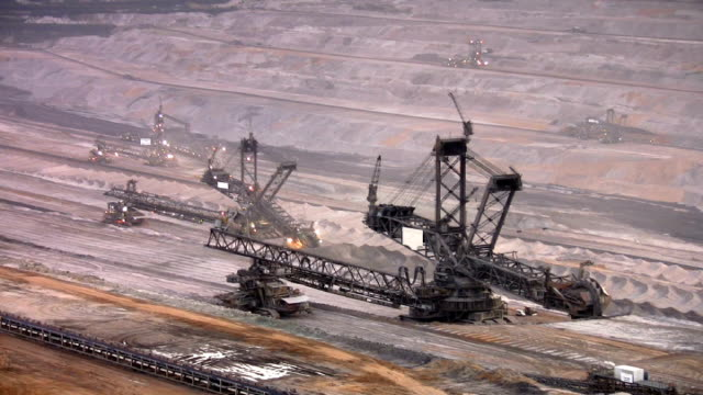 pal: surface mine - surface mine stock videos and b-roll footage
