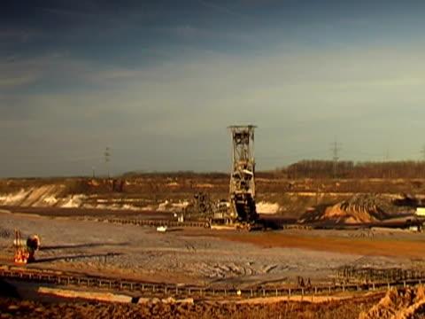 stockvideo's en b-roll-footage met surface mining ntsc - kleine groep dingen