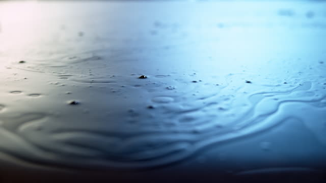 slo mo surface of crude oil - raw food stock videos & royalty-free footage
