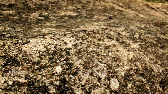 surface of the stone - granite stock videos and b-roll footage