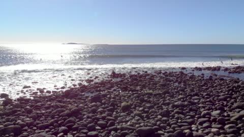 サーファー - バハカリフォルニア点の映像素材/bロール