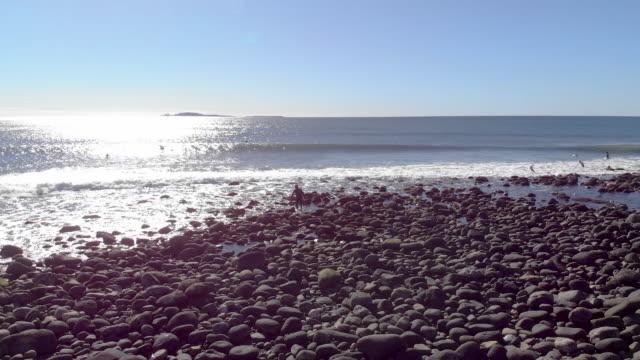 surfer - baja california peninsula stock videos & royalty-free footage