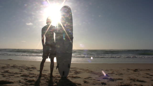 surfer - standing stock videos & royalty-free footage