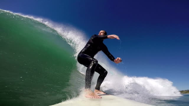 surfer - water sport stock videos and b-roll footage